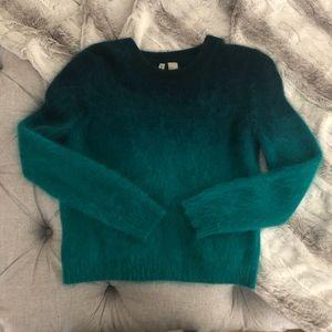 H&M Divine Mohair Ombré Sweater M